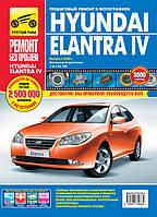 Hyundai Elantra 4 Цветная книга по ремонту