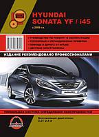 Книга Hyundai Sonata 6 Руководство по эксплуатации, обслуживанию и ремонту