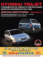 Книга Hyundai Trajet Руководство по ремонту, обслуживанию, фото 1