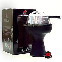 Набор Hot Cut силиконовая черная чаша + калауд от AMY оригинал, фото 1
