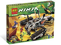 """Конструктор Bela Ninja (аналог Lego Ninjago 9449) 9788 """"Сверхзвуковой самолет"""", 622 деталей, фото 1"""