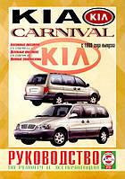 Kia Carnival Руководство по эксплуатации, инструкция по ремонту и обслуживание автомобиля