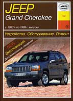 Jeep Grand Cherokee ZJ Руководство по техобслуживанию, инструкция по эксплуатации и ремонт авто