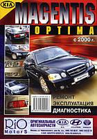 Kia Magentis Руководство по обслуживанию и ремонту автомобиля