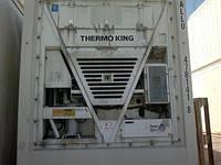 Рефрижераторный контейнер 40 футов 2001 гв. рефконтейнер