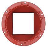 Патрубок перехода с круга на квадрат 015.000, фото 3
