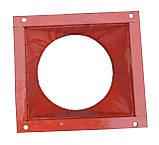 Патрубок переход с квадрата на круг 010.000 .., фото 4