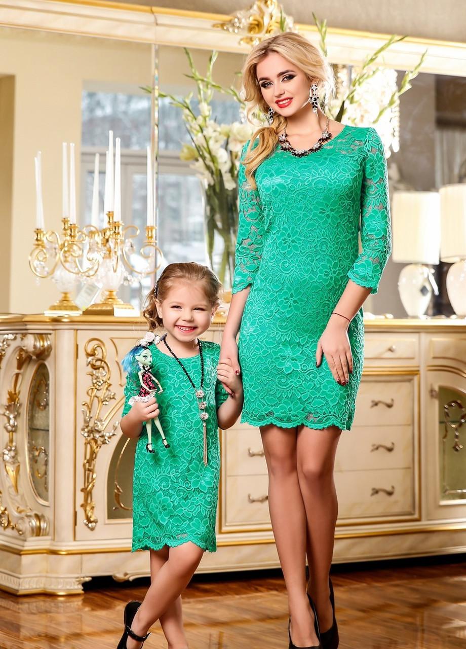 Красивое коктейльное платье 44-50рр.