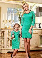 Красивое коктейльное платье 44-50рр., фото 1