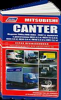 Книга Mitsubishi Canter 1993-2002 Руководство по ремонту, техобслуживанию, эксплуатации