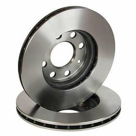Диск тормозной CHEVROLET AVEO 1.5 8V/16V (96574633) AT 4633-200BD