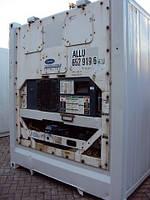 Рефрижераторный контейнер 40 футов 2002 гв. рефконтейнер