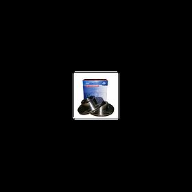 Диск тормозной задний CHEVROLET LACETTI 1.6/1.8 16V (96549630) AT 9630-200BD
