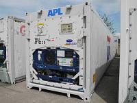 Рефрижераторный контейнер 40 футов 2003 гв. рефконтейнер