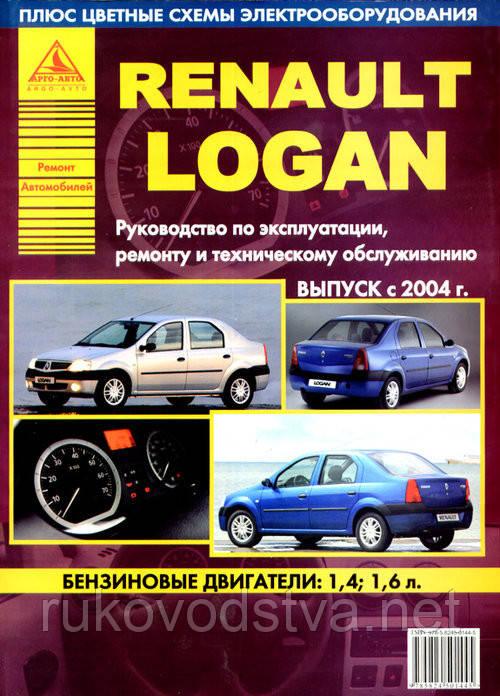 Инструкция по эксплуатации renault logan