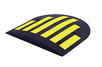 Лежачий полицейский боковой элемент (ш.500, д.500, в.50 мм)