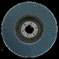 Круг шлифовальный лепестковый, 125мм, Карпаты