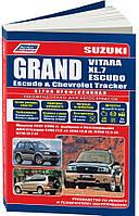 Suzuki Grand Vitara Справочник по ремонту, каталог деталей