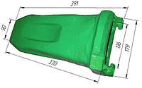 Коронка экскаваторная K130 (264-2131)