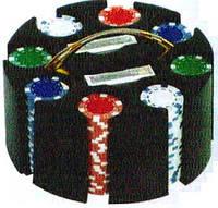 Набор для покера (200 фишек) 9152