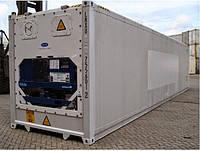 Рефрижераторный контейнер 40 футов 2005 гв. рефконтейнер