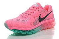 14cc061e Женские кроссовки Nike Air Max 95 Premium Pink Oxford, цена 1 349 ...