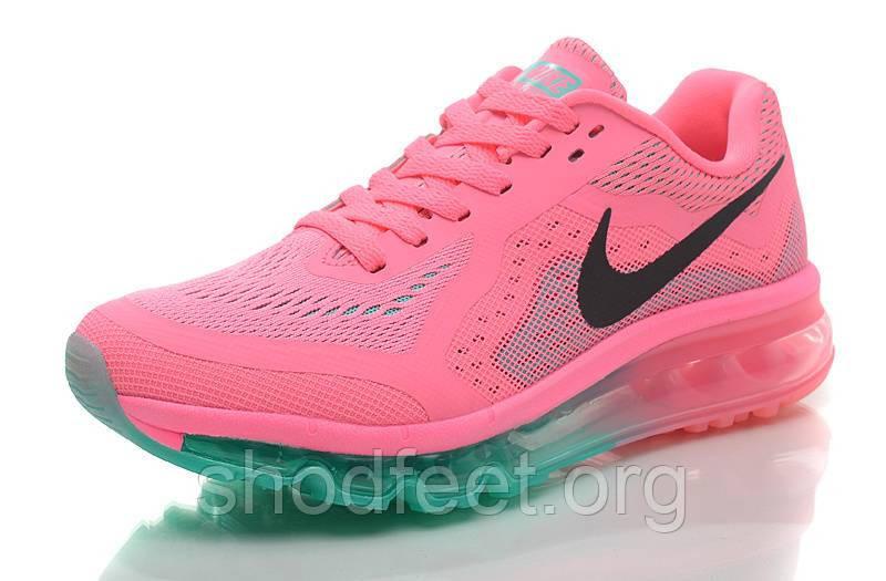 Женские кроссовки Nike Air Max 2014 Pink/Black