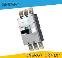Силовой автоматический выключатель 3p, 1500А
