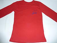 Реглан детский красный , фото 1