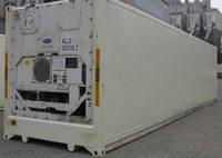 Рефрижераторный контейнер 40 футов 2006 гв. рефконтейнер