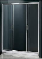 Стеклянная душевая дверь PF-17-1 толщина 6 мм.