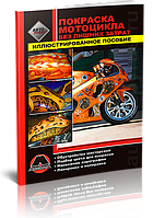 Покраска мотоцикла без лишних затрат: Иллюстрированное пособие
