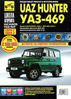 УАЗ Хантер, УАЗ 469 Руководство по ремонту и эксплуатации в фотографиях