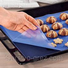 Силиконовый коврик для запекания Пекарь