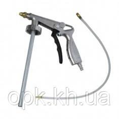 Пистолет под гравитекс пневматический с гибкой насадкой INTERTOOL PT-0703 - ТОВ О.П.К. Компанi в Харькове