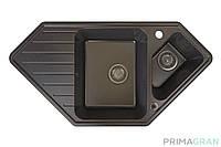 Гранитная мойка Primagran Monaco + смеситель Prima5000