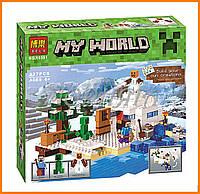 Конструктор Bela аналог LEGO Minecraft 327 деталей арт. 10391