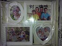 Фото-рамка на 4 фото