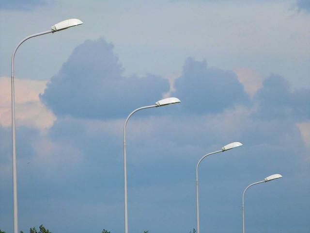 Опори освітлення
