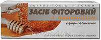 Фитосвечи фиторовые с прополисом  (ФИТОР)