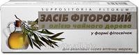 Фитосвечи фиторовые с маслом чайного дерева ( ФИТОР)