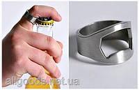 Кольцо открывашка. Подарок любителям пива