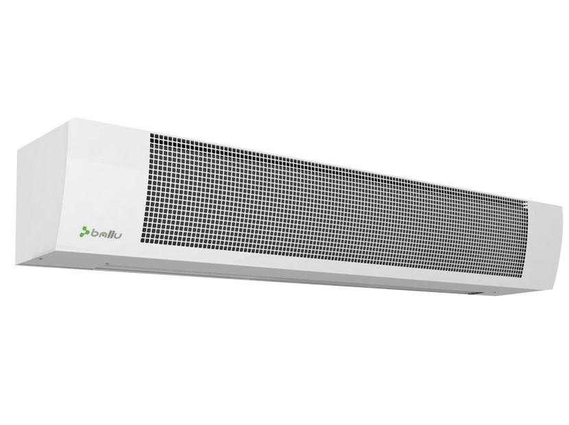 Воздушная тепловая завеса с водяным теплообменником Ballu BHC-H15-W30
