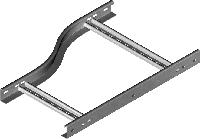 Левая редукция RDLP200/100H60