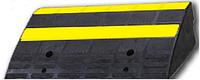 Основной элемент резинового пандуса (L600хH150хW350 мм)