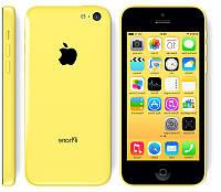 Оригинальный смартфон Apple iPhone 5c 16gb yellow