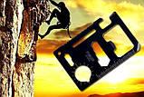 Мультивизитка ключ 11 в 1, фото 3