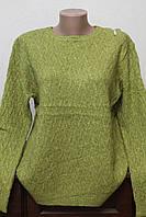 Кофта жіноча в'язана спинка, фото 1