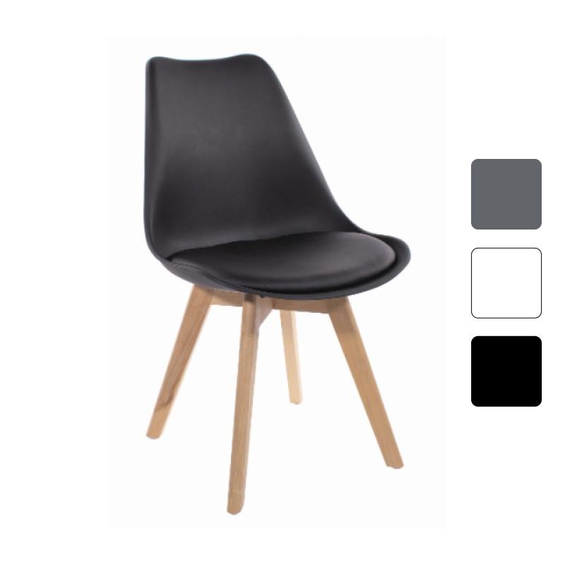 Стул кухонный ATTE скандинавский кресло для кухни столовой кафе