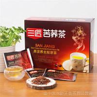 Чай для похудения из гречихи татарской Сан Цзян San Jiang из полноценных почек 24 пакетика